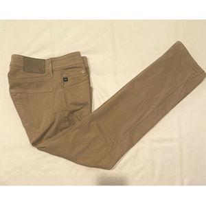 Ag Adriano Goldschmied Modern Slim Dress Pants 30